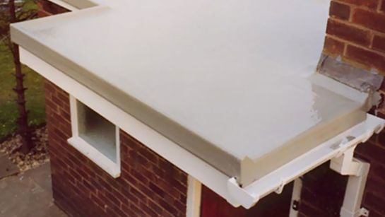 Glass Fibre roofing